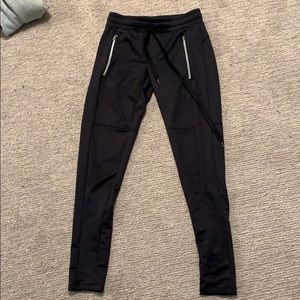 black forever 21 joggers